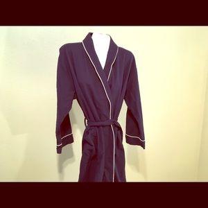 💥 LL Bean Women's Cotton Bath Robe